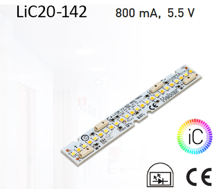 NOVÉ SÉRIE TUNABLE WHITE LED MODULŮ